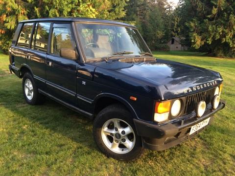 1988 Range Rover - $6,000