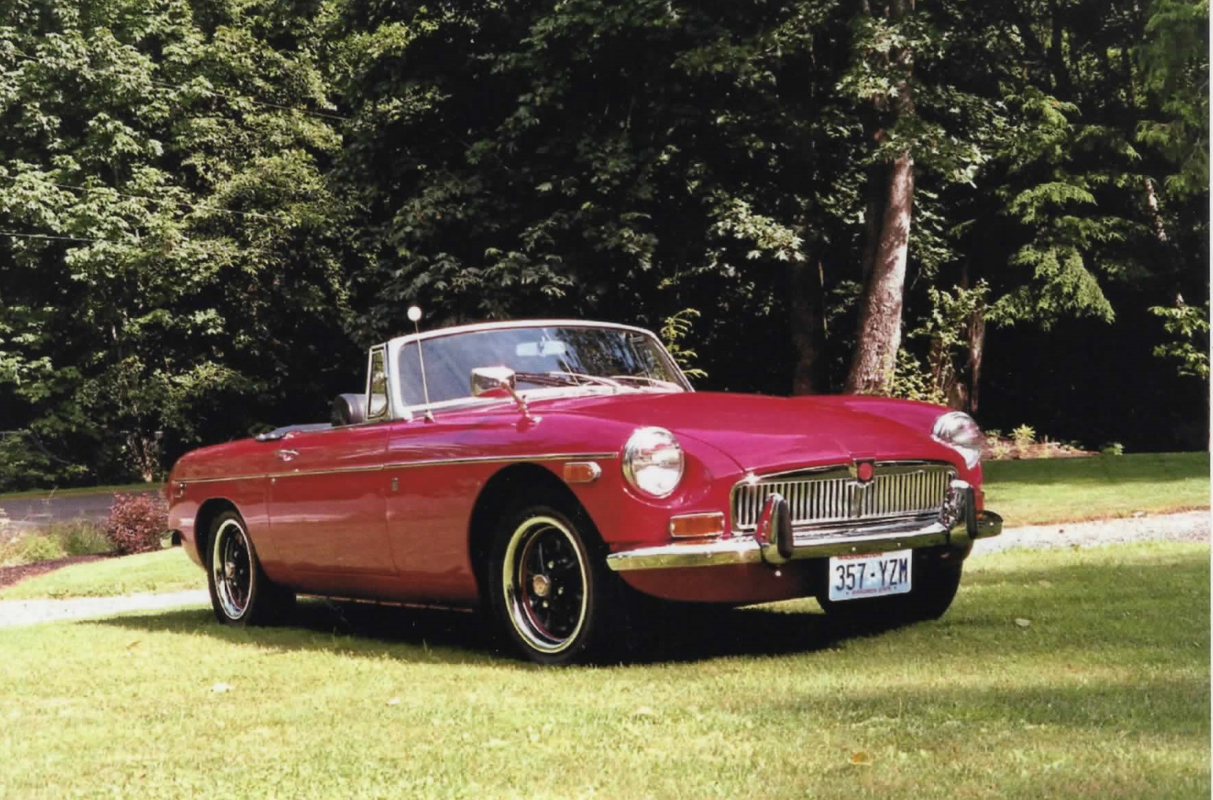 1971 MGB - $14,000