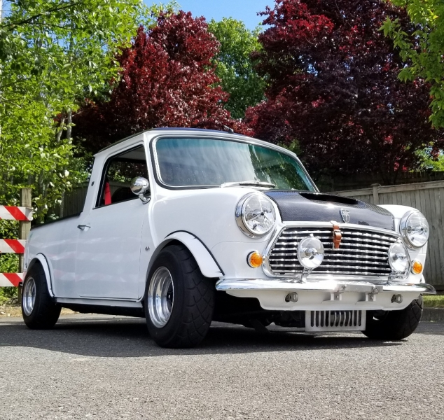 John Haddon - 1978 Mini Pickup