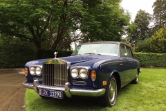 Brian McLean - 1971 Rolls-Royce Silver Cloud LWB