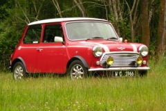 Carl Barfield - 1976 Mini Mk IV