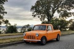Chase Maben - 1976 Mini Pickup