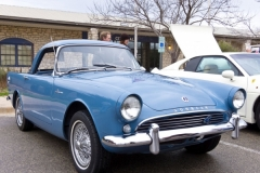 Jeff Keyzer - 1962 Sunbeam Alpine Series II