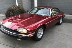 Kate Gunal - 1992 Jaguar XJS