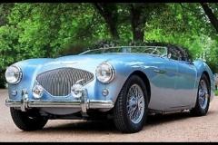 Mark Tomlinson  - 1956 Austin-Healey 100 BN2