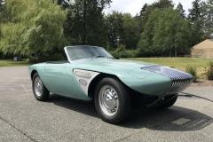 Michael Ibsen - 1960 TR3A Custom Body