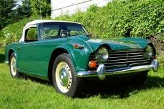 Skip Kerekes - 1967 Triumph TR4A