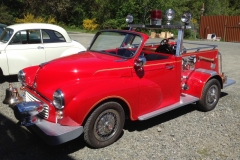 Stan Baker - 1959 Morris Minor Pickup