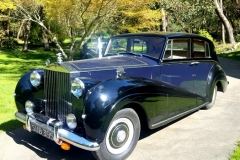 Tom Terry - 1952 Rolls-Royce Silver Wraith