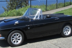 Michael Meagher - 1966 Sunbeam Tiger Mk 1A