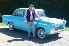 Stan Larsen - 1958 Vauxhall