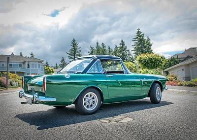Ed Erikson - 1967 Sunbeam Alpine Series V