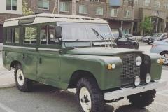 Brian Patrick - 1963 Land Rover Series IIA LWB