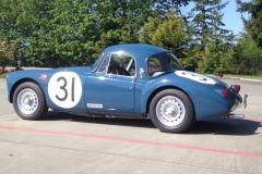 Craig Cootsona - 1957 MGA Coupe