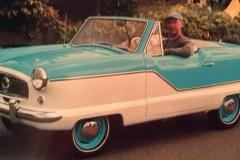 Dave Pryde - 1960 Nash Metropolitan Series IV