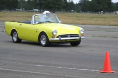 Dick Sanders - 1966 Sunbeam Alpine