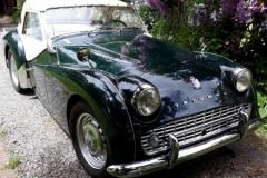 Jesse Walters - 1960 Triumph TR3A
