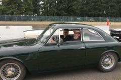 Jim Horton - 1964 Gilbern GT 1800