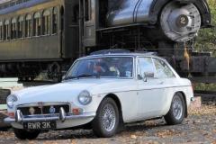 Paul Clements - 1972 MGB GT