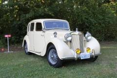 Paul Feuepfeil - 1953 MG YB