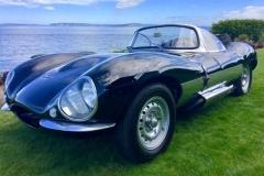 Ray Papineau - 1957 Jaguar XKSS