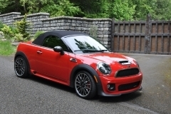 Ron Carignan - 2013 MINI JCW Roadster