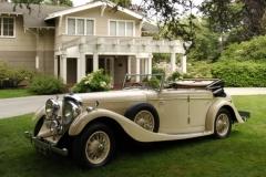 1939 Bentley Derby All-Weather - Brian Rohrback