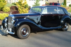 1947 Bentley MK VI James Young Coupe - Terry McMichael