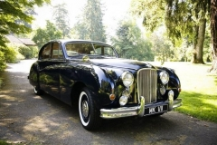 1957 Jaguar Mark VII Saloon - Chris Johnston