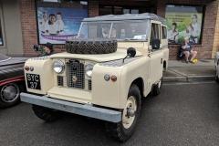 Dennis Hayer - 1964 Land Rover Series IIA (SWB)