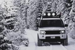 Alyssa Brenke - 2012 Land Rover LR4