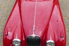 Glen Read - 1958 Jaguar XK-150 S