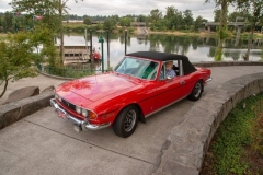 Larry May - 1973 Triumph Stag