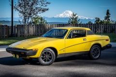 1976 Triumph TR7 - Mark T Smith