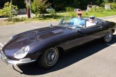 Jim Stroncek - 1967 Jaguar E-Type