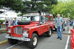 Mike Bahrami - 1983 Land Rover Series III LWB