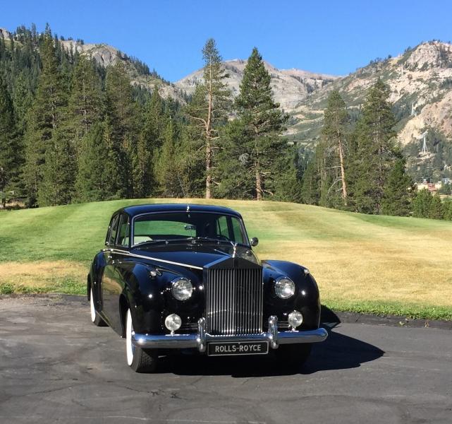 1960 Rolls-Royce Silver Cloud II Standard Steel Saloon - Christopher Silva