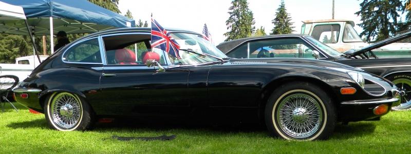 1971 Jaguar E-Type Series III V-12 2+2 - David and Linda Levan