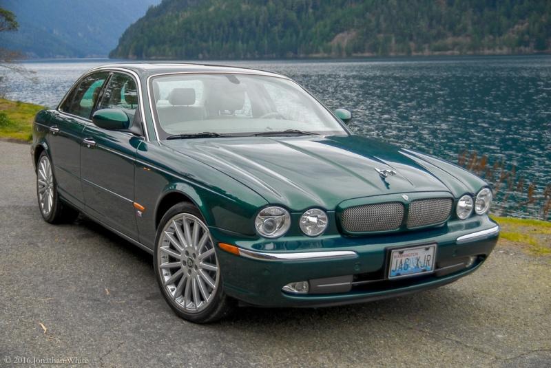 2004 Jaguar XJR Saloon - Jonathan White