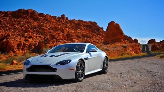 2012 Aston Martin V12 Vantage - Tim Morgan