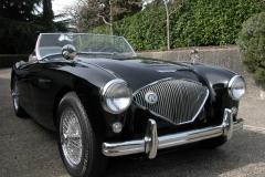 1955 Austin-Healey 100 - Rob and Carol Wescott