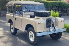 1958 Land Rover Series II (SWB) - Rich Lambert