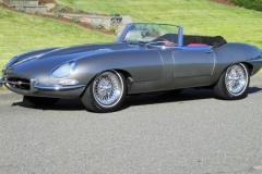 1966 Jaguar E-Type - Chris Eseman