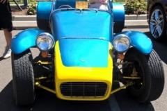 1966 Lotus Eleven Super Seven - Alice Larson