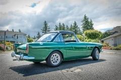 1967 Sunbeam Alpine Series V - Ed Erikson