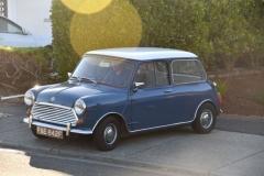 1968 Mini Mark II Morris - Andrew Bertschi