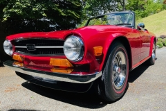 1974 Triumph TR6 - Bill Gilbert
