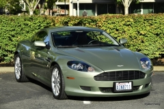 2005 Aston Martin DB9 - Mike Russo