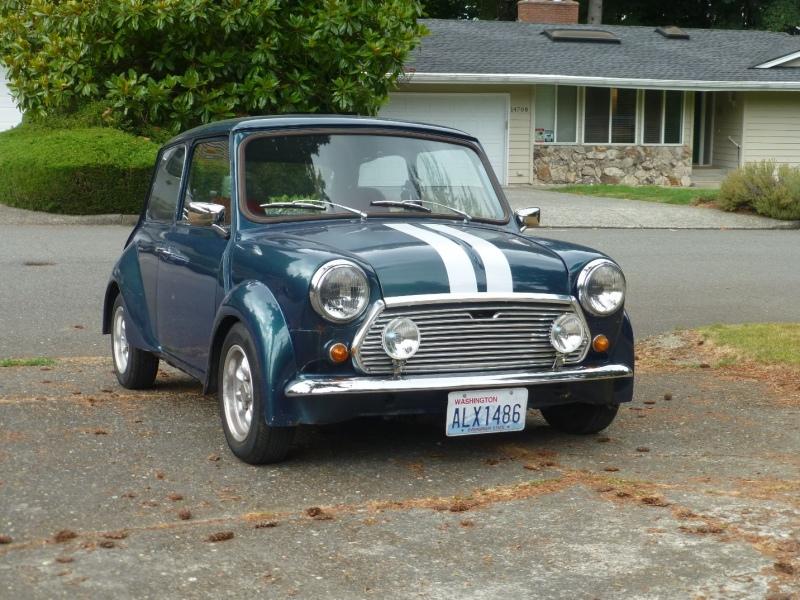 1986 Mini Mark V - Cary Boyd