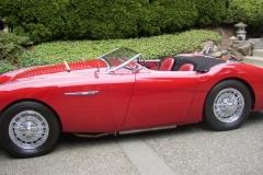 1955 Austin-Healey 100M BN1 Post Production - Robert Spielman